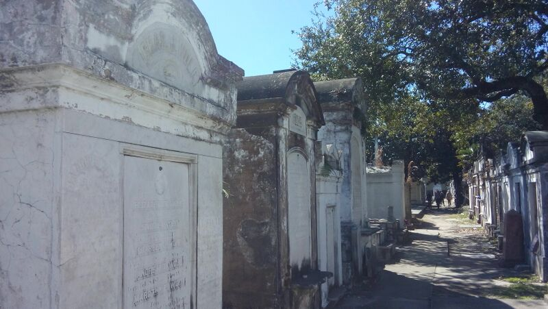 Lafayette cemetery, New Orleans, Louisiana