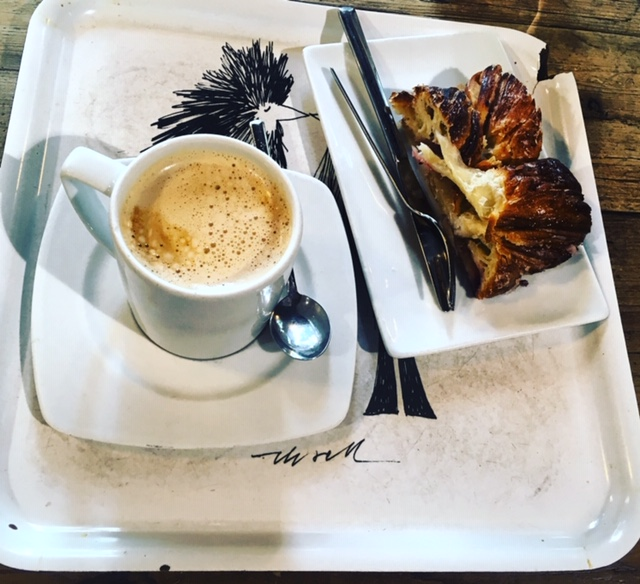 Morning breakfast at Gogoko Goxuak