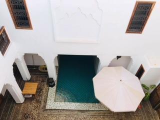 One riad in Marrakech